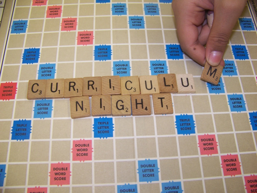 Curriculum Night at Lilja2015