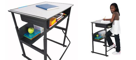 Standing Desks @ LiljaSchool